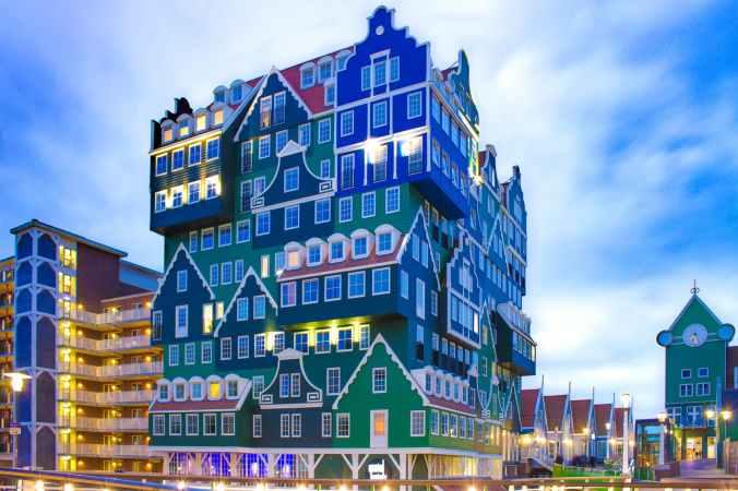 amsterdam architectural design architecture building